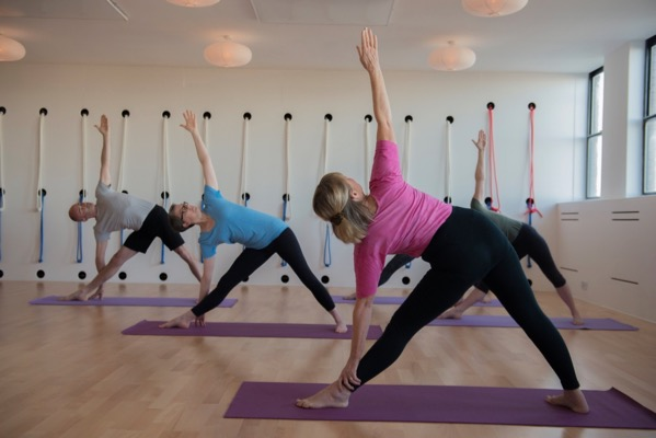 Easter yoga school